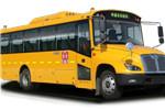 Zhongtong Bus LCK6959D5NZ school bus(natrual gas bus WP5NG180E50,YC6J190N-52)