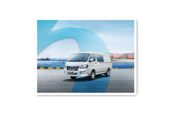 金龙XMQ5030XXYBEVS05厢式运输车(纯电动2座)