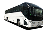 Foton AUV BJ6132U8BJB diesel engine bus(WP10H375E62)