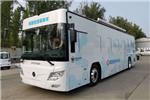 Foton AUV Bus BJ5180XYLEV electric medical vehicle