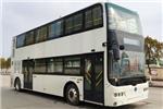 Sunlong Bus SLK6109HFBEVZ1 Electric Double-Decker City Bus