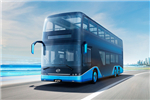 BYD Bus BYD6120BD1EV1 electric double decker city bus