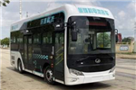 Shangrao Bus SR6860FCEVGS1 Hydrogen Fuel Cell City Bus