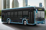 King Long Bus XMQ6115FGBEVL Electric City Bus