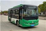 CRRC Bus TEG6661BEV01 Electric City Bus