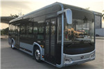 King Long Bus XMQ6106AGBEVL34 Electric City Bus