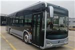 King Long Bus XMQ6115FGBEVL2 Electric City Bus