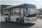 CRRC Bus TEG6803BEV07 Electric City Bus