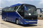 King Long Bus XMQ6125QGD6 Diesel Engine Bus