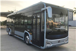 King Long Bus XMQ6106AGBEVL35 Electric City Bus