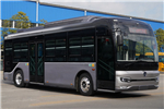 Golden Dragon Bus XML6855JEVJ0C7 Electric City Bus