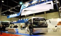 Chinabuses.com with Chinese Buses Highlight Busworld Kortrijk 2009